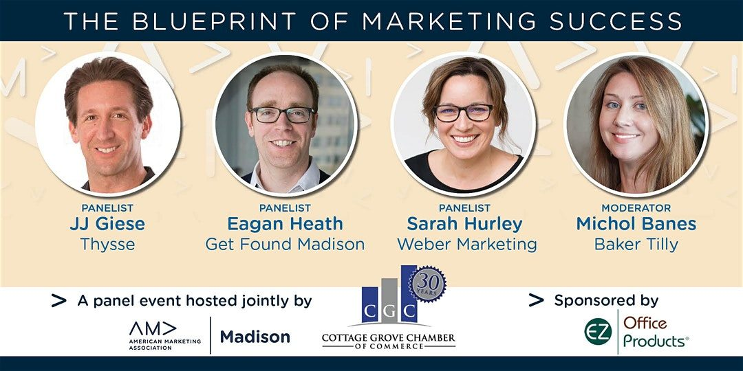 """The Blueprint of Marketing Success"" Power Panel"