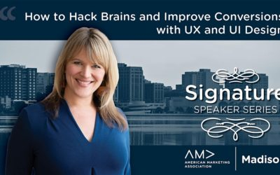 How to Hack Brains and Improve Conversions with UX and UI Design