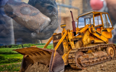Why Your Company Needs a Sledgedozer: Removing Obstacles to Innovation and Growth